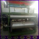 Stainless steel big wire window screen weaving machine