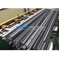 3 / 4 Inch UNS S32750 / S32760 Duplex Stainless Steel Tubing With Cold Rolled