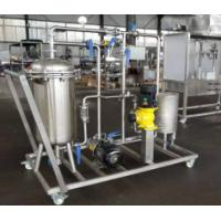 China Stainless Steel Diatomite Beer Filter Equipment With 12 Months Warranty factory
