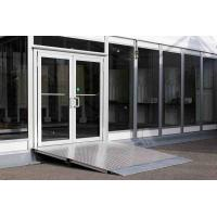 China Soundproof Aluminum Windows And Doors Single / Double Tempered Glazing factory
