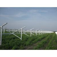Buy cheap Extruded Aluminum Profiles Aluminium Solar Panel Frame For Ground Solar Mounting System from Wholesalers