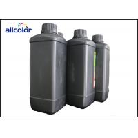 China Eco Friendly LED UV Printer Ink For UV Flatbed / Roll To Roll Machine factory