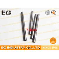 Buy cheap High Density Fine Grain Carbon Graphite Rods , Iso Extruded Graphite Rod from Wholesalers