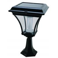 Buy cheap High quality Led Solar Garden Light portable solar led light with CE ROHS approved from Wholesalers