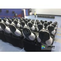 China 80 Movies 5D Simulator For Center Park With Black & Luxury 5D Motion Seat factory