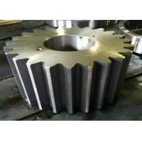 Buy cheap High Precision Industrial Spur Gear Cast Forging Steel With CNC Machining from Wholesalers