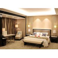 Buy cheap Veneer And Marble Five Star Hotel Furniture , King Size Hotel Style Bedroom Furniture from Wholesalers