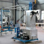 Buy cheap Compound Granules PE Pellet Making Machine , 500Kg / H Underwater Pelletizing System from Wholesalers