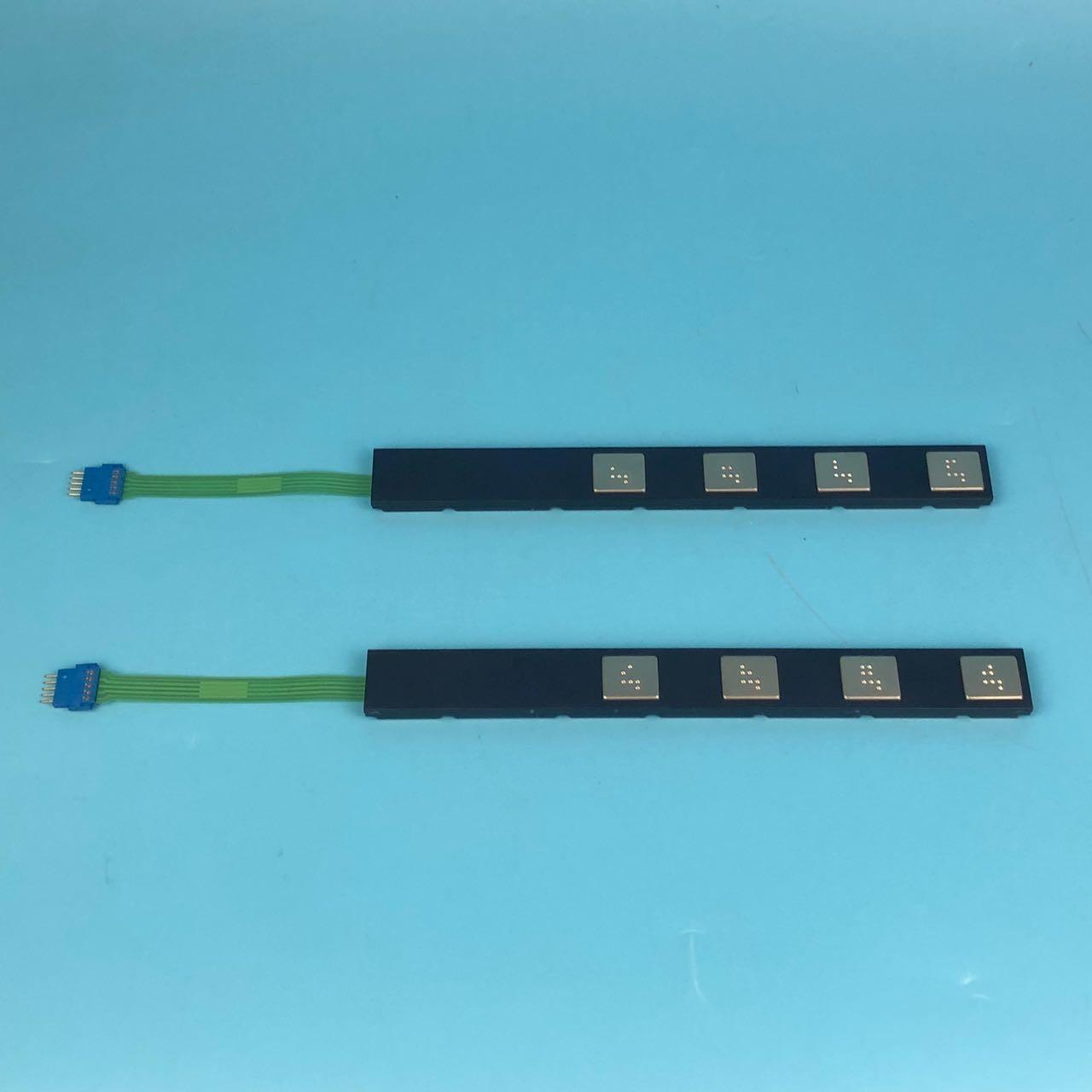 China High Standard!!! 1750059755 ATM Parts 01750059755 Wincor 12.1 inch Function Key For Sale factory