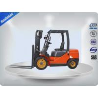 Buy cheap 7.0T Low Noise Hydraulic Pallet Truck / Double Air Filter Electric Lift Trucks from Wholesalers