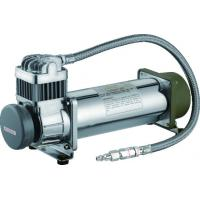 China Water Proof Metal Air Bag Suspension Pump 70 L/Min Air Flow With Air Horns factory