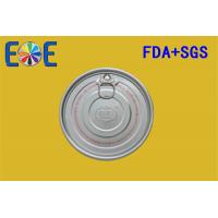Buy cheap 502# 126.5mm Metal Container Aluminum Easy Open Ends For Composite from Wholesalers