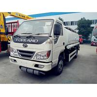 Buy cheap Forland 5cbm Fuel Oil Dispenser and Delivery Tank Truck , 4*2 Petrol Diesel Refueling truck from Wholesalers