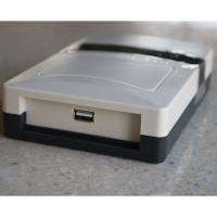 Buy cheap Excellent UHF RFID Desktop Reader , Mini Credit Card Barcode Reader Writer from Wholesalers