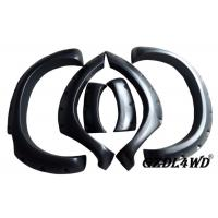 Pocket Style Off Road Fender Flares Textured Black For Toyota Hilux Vigo 2005 - 2011