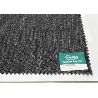 Buy cheap B6100E Jackets Fusible Interlining Fabric Powder Dot PES Weft Insert Napping from Wholesalers