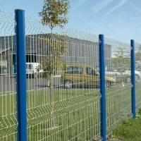 Buy cheap PVC Coating Mesh Fence (WMF-36) from wholesalers