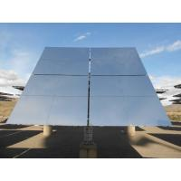 China 4mm Ultra Clear CSP Solar Mirror ISO / Made To Measure Mirrors , UV Resistant factory