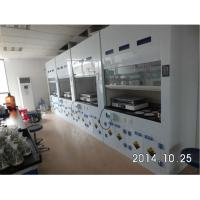 VAV AUTOMATIC PERCHROLIC ACID FUME HOOD WITH ACTIVATED CARBON PROCESSOR AND FUME SCRUBBER