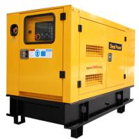 Buy cheap AC Alternator Type 45kva Genset Diesel Generator 50kva With Genuine UK Engine 1103A - 33TAG1 from Wholesalers