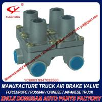 China YC6003 9347022500 Four Circuit Protection Valve on sale