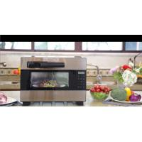 26L Electric Pressure Oven Stainless Steel Digital Soft Touch