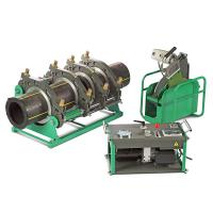 China SWT-V160/50H pe welding machine factory