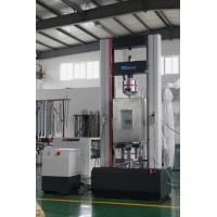 China WDW-200 Microcomputer Control Electronic Universal Testing Machine, High temperature cabinet factory