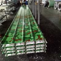 China army green waterproof 30mm silver paper eps sandwich roof panel for warehouse factory