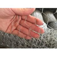 "Buy cheap 1/ 2 "" Galvanized Woven Hexagonal Wire Mesh Chicken Wire Mesh 0.5 mm 4ft * 50m from wholesalers"