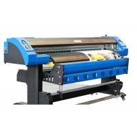 Buy cheap Semi Automatic Digital Large Format Solvent Printer With DX7 Print Head from Wholesalers