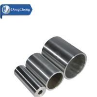 China 6063 Aluminium Hollow Pipe / Anodized Aluminum Pipe Metal Barrier Use factory