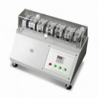 China Upper Material Flexing Tester, Used to Assess the Tendency of Different Type of Shoe Upper Materials on sale