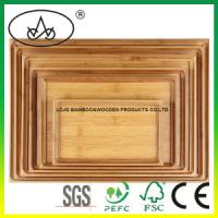 Buy cheap China Bamboo Food/Tea Serving Tray for Kitchenware,Tableware,Dinnerware from Wholesalers