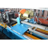 China High Frequency Speed Cold Roll Forming Equipment 70mm Steel Octagon Shaft Pipe For Roller Shutter Door on sale