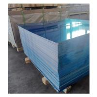 China Industrial Polished Aluminum Plate Colour Coated Aluminium Sheet 6 - 250mm Thickness factory