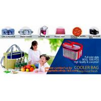 China Top Quality Customized Insulated Lunch Cooler bag,Promotion Portable Wine Cooler Bag,Canvas High factory