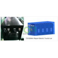 China Rechargeable 72V Lithium Ion Car Battery For Electric Vehicle / Electric Motorcycle factory