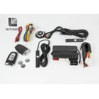 China Silent For Keyless Entry Remote Start For Car Engine Start Stop System factory