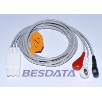 Quality M1673A Compatible ECG Cables And Leadwires For Philips M1668A ECG Trunk Cable for sale