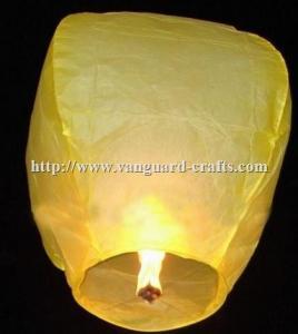China ECO-friendly chinese sky lanterns flying paper sky lanterns cheap wish lanterns factory