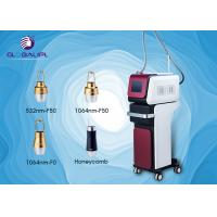 Buy cheap CE Approval Tattoo Removal ND YAG Laser Machine Handhold Handpiece Design from wholesalers