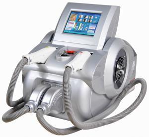 Buy cheap 530 - 1200nm SR E-Light IPL Skin Tightening RF Wrinkle Dispelling from Wholesalers