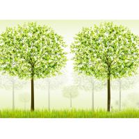 Buy cheap Eco Friendly Green Interior Decorative Wall Panels  For Home 5mm 7mm 9mm Thickness from Wholesalers
