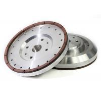 Buy cheap Resin bond diamond cup wheel for silicon block from wholesalers