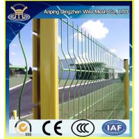 Buy cheap Powder coated welded wire mesh panel @ 3D Curved security fence from Wholesalers