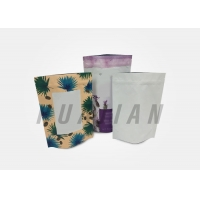 China Print Stand Up  Plastic Toy Packaging Alu k Foil Mylar Bags factory