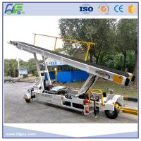 China Stable Airplane Conveyor Belt Ground Support Equipment Working Pressure16 Mpa factory