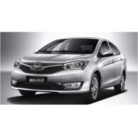Buy cheap Vehicle Assembling Four Door Sedan Car Strong Body Suitable For Taxi Use from Wholesalers