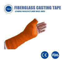 Buy cheap Surgical orthopedic fiberglass casting bandage for fracture/bone fixation bandage from Wholesalers